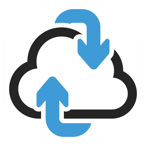Icon für All-Flash Cloud-Server
