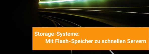 Storage-Systeme Mit Flash Speicher Hamburg